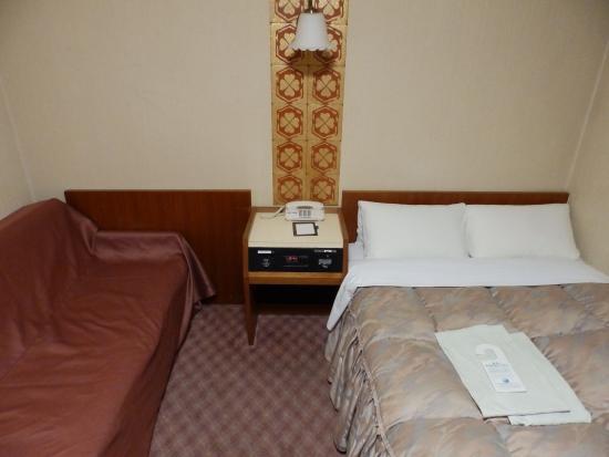 Hotel Econo Kanazawakatamachi: セミダブルルーム