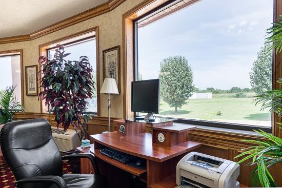 Van Buren, أركنساس: Business Center