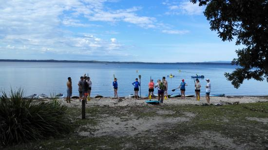 Jervis Bay Stand Up Paddle: IMG_20151226_085647_large.jpg