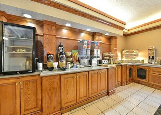 Quality Inn & Suites Decatur - Atlanta East: Restaurant