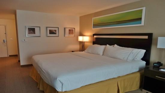 Montgomery, Nova York: King Bed Guest Room