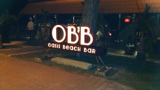 Resorts World Kijal: OBB