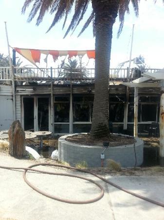 Stokehouse - Cafe Bistro: Stokehouse St Kilda Fire