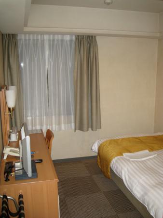 Imabari Urban Hotel: 部屋