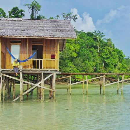Eco-Budget Resort yang Nyaman & View Terbaik!