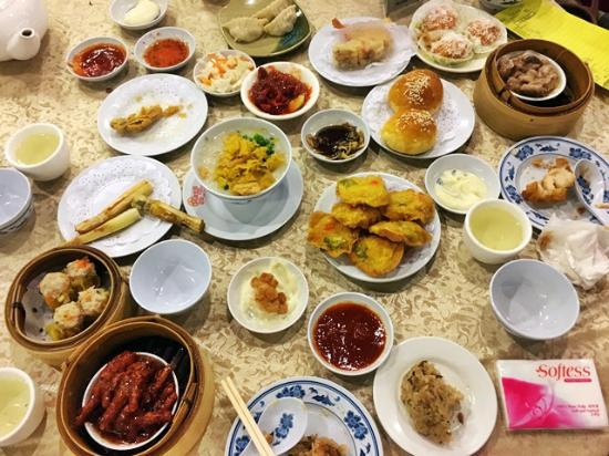 Red Star Restaurant Pte Ltd Delicious Dishes