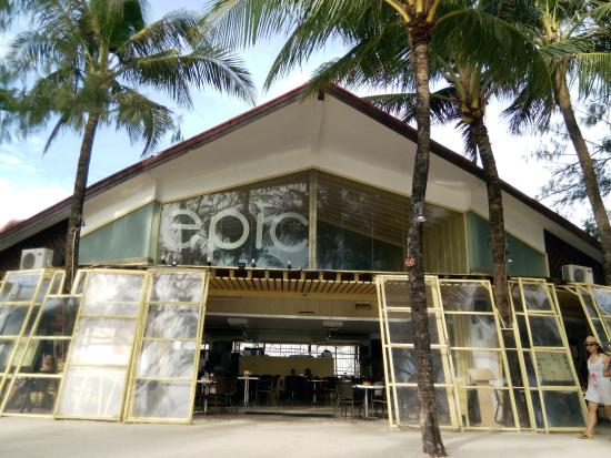 Entrance - Epic Boracay (Restaurant) Photo