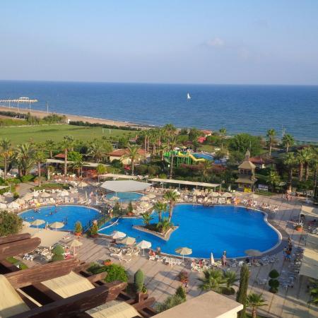 Bellis deluxe hotel vue générale de la piscine bellis deluxe hotel la décoration de la salle à manger