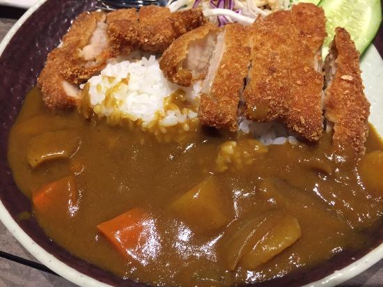 The Sushi Bar: Chicken Katsu Curry Don