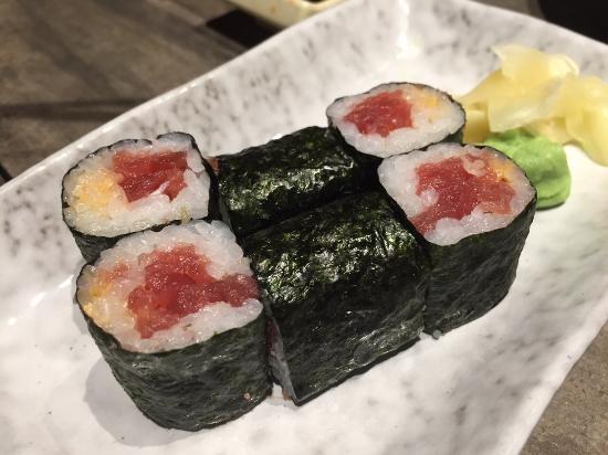 The Sushi Bar: Sushi