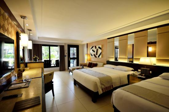 Henann Garden Resort: Grand Room at Main Wing