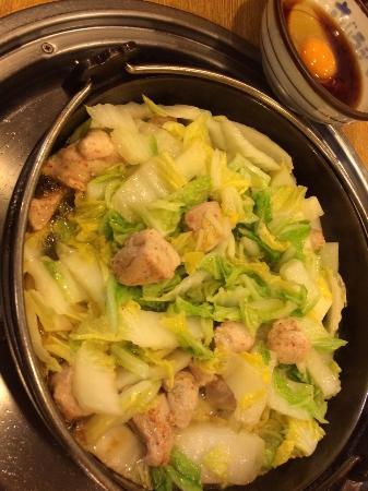さぶろうべい とり白菜鍋