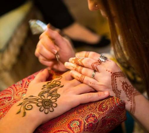 Amazing Henna Artist Review Of Henna Art By Kim Ho Chi Minh City