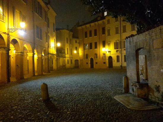 Piazza della Pomposa