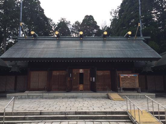 Gokoku Jinja Shrine