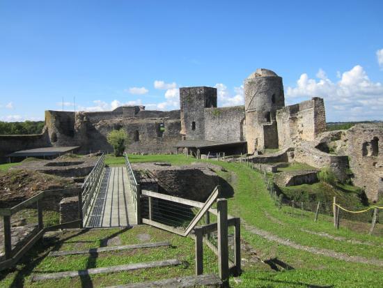 Chateau Medieval de Pouance