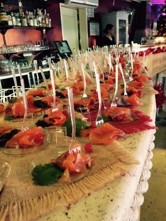 buffet di antipasti per il matrimonio - Photo de Serendipity, San ...