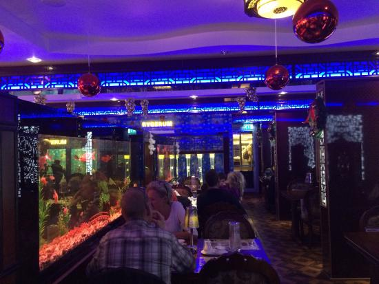 kina restaurant århus