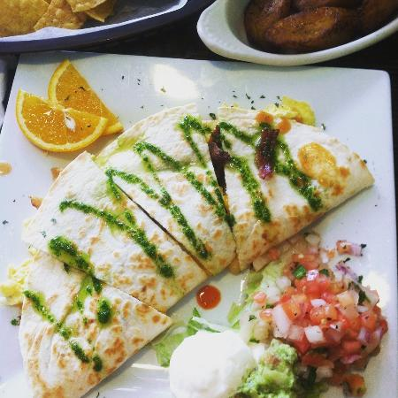 La Cabana Restaurant : Quesadilla