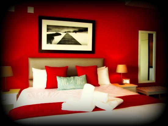 Brenton On Rocks Guesthouse: Honeymoon Suite C3