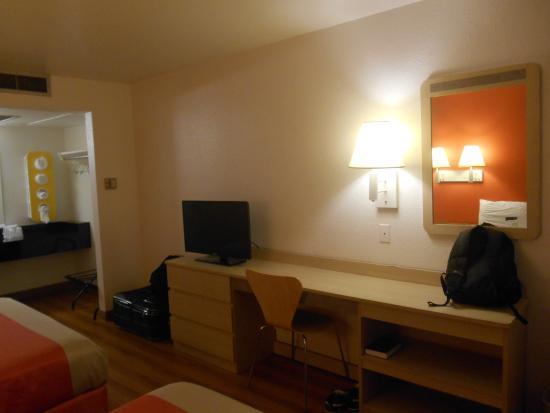 Motel 6 Lompoc Chambre
