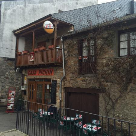 imagen Casa Pichin en Molinaseca