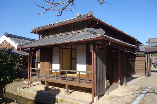 Old House of Tadataka Ino
