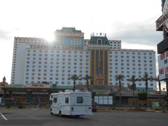 Tropicana Laughlin: hôtel