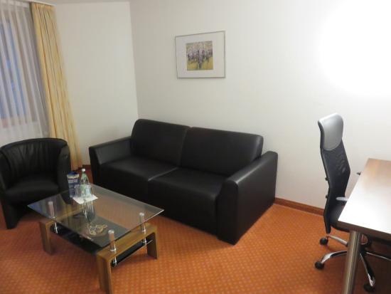 Langenau, Deutschland: Junior Suite