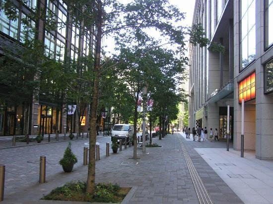 Marunouchi Naka Street