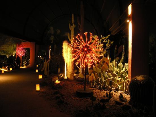 Desert Botanical Garden Luminaria Hours Best Idea