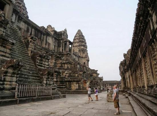 Angkor City Daily Tour