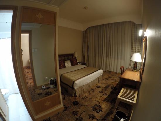 Beijing Friendship Hotel: 2хместный номер