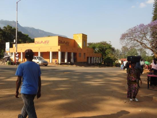 Town of Zomba