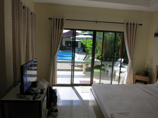 Sansuko Ville Bungalow Resort: View from the room