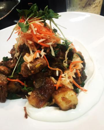Meaford, Kanada: Local inspired dishes