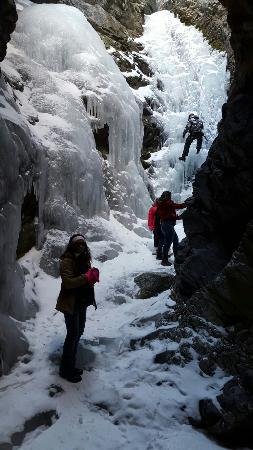 Zapata Falls: Zapata Falls