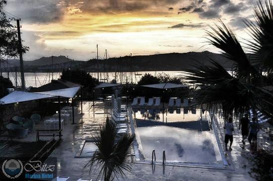 Bitez Marina Hotel: renk