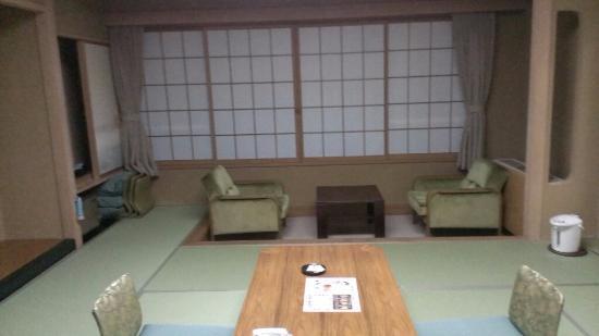 Tabiyakata Arashiyu: 部屋の様子2