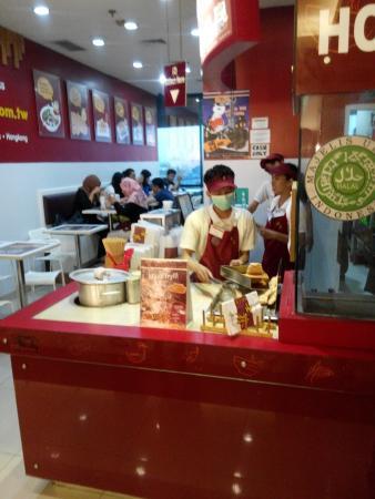 Shihlin Taiwan Snack Emporium Mall Pluit