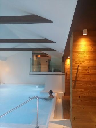Soppalco con accesso sauna, bagno turco e saletta relax - Foto di ...