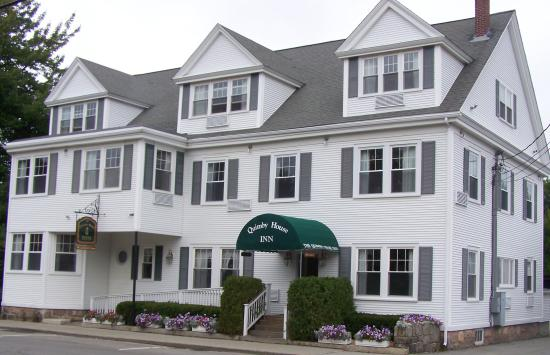 Quimby House Inn & Spa: Quimby House Inn