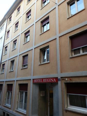 Hotel Regina: вид на отель 2