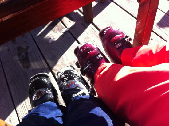 Tignes Spirit : great boots for the kids