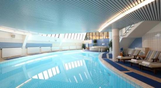 AZIMUT Hotel Olympic Moscow : Health club