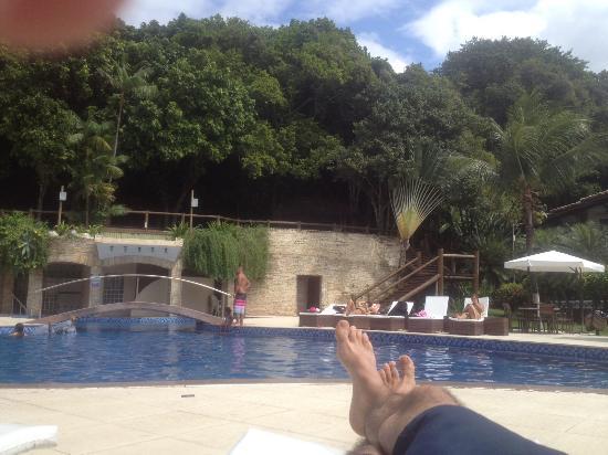 Best Western Shalimar Praia Hotel : HOTEL MARAVILHOSO