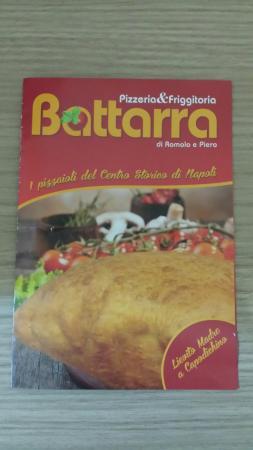 Pizzeria & Friggitoria Battarra
