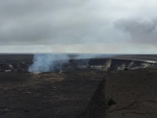 Keaau, Hawaï: Rim of volcano