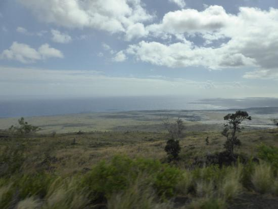 Native Guide Hawaii : Expansive hilltop views