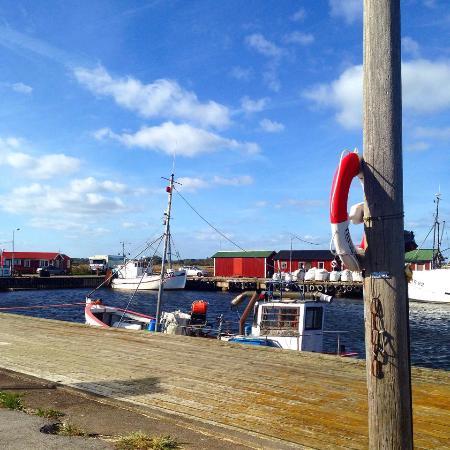 Morbylanga, Sweden: Bläsinge Hamn